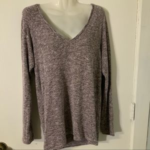 American Eagle Outfitter long sleeve top sz M